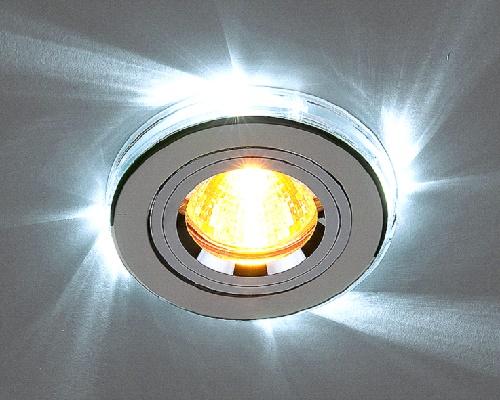 Регулируемая светодиодная конструкция
