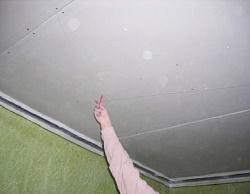 Разметка потолка под фигуру