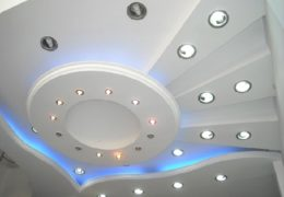 Сложный Фигурный потолок