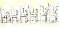 Схема, ваш рост - высота шкафчика