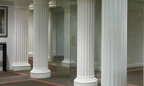 Гипсокартонные колонны