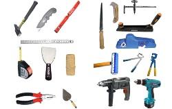 Инструментарий для работ
