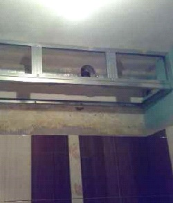Короб для вытяжки на кухне своими руками 193