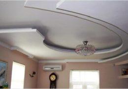 Обрешетка для потолка