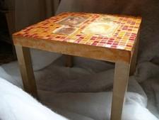 Гипсокартонный стол