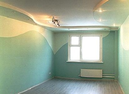 Комната из гипсокартона