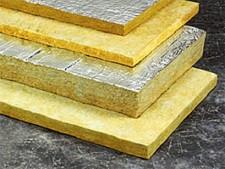Стопка листов минеральной ваты
