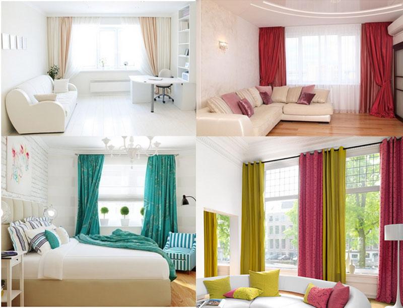 Текстиль, красивые шторы